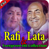 Lata and Rafi Sadabahar Old Songs 1.0.7