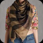 Scarf Fashion Designer 12