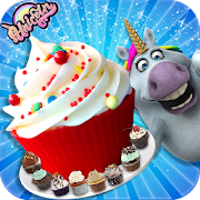 Mr. Fat Unicorn Cooking Game - Giant Food Blogger 1.3