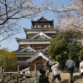 Japan:Hiroshima Castle(JP148) 2.01
