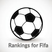 World Rankings for Fifa 1.0.0