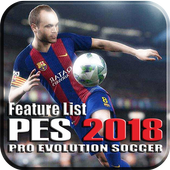 Feature List PES 2018 1.2