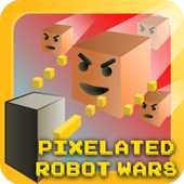 Pixelated Robot Wars