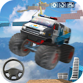 Impossible Stunts - Monster Truck Driving 3D 1.0