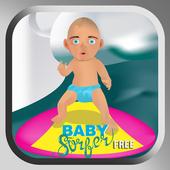 Surfing Baby Sports Adventure