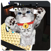 Cute cat simulator 3D 14