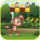 Jungle Monkey Kid Banana 1.0