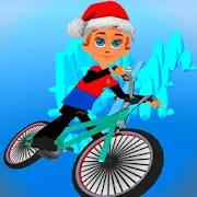 SantaBoy BMX Sky Rider: Christmas Rush 1.03