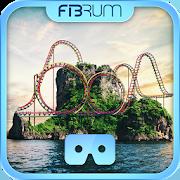 VR Roller Coaster Sunset - 360 HD simulator 1.4