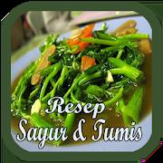 Buku Resep Sayur & Tumis 1.1