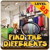 Find Differences Shop lv 25 2.0
