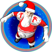 Santa Claus Auto Dance 2018 : Christmas game 1.0