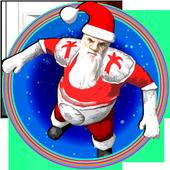 Santa Claus Auto Dance 2018 : Christmas game 1.0