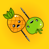 com.firecreature.pineapple.jump.ppap icon