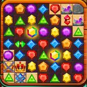 Gems & Jewels : Quest Match 3 1.0.6