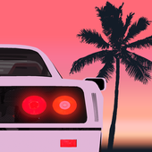 Turbo '84: Retro Joyride. Drive fast, don't crash! 1.0.4