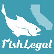 FishLegal, California Fishing Regulations & Maps 2.0.2