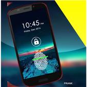 Fingerprint LockScreen Prank 1.3