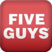 Five Guys Burgers & Fries 4.8