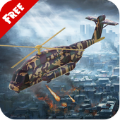 3D City Helicopter WarriorFree 3DGameAction