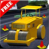 3D Road RollerFree 3DGameAction