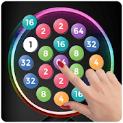 Digits Puzzles Number Series: Matching Star 1.01
