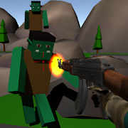 Ragdoll Monster Shooter - A Ragdoll physics game v28