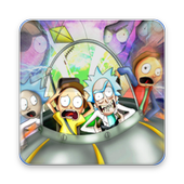 Rick Temple Morty run 1.0