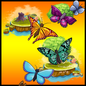 Butterfly Crush Shooter 1.3