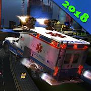 Flying Ambulance 3d simulator 1.7
