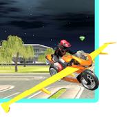 Flying Bike Air Rider 11
