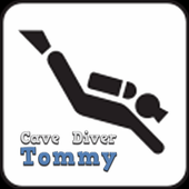 Cave Diver Tommy 1.96