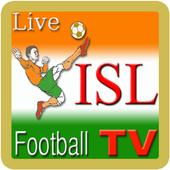 Live ISL TV 2017 & Live ISL 2017 TV Football TV 1.0