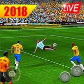 Football 2018 : Dream Soccer 2018