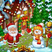 Farm Snow: Happy Christmas Story With Toys & Santa 1.62