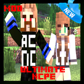 Ultimate NCPE Mod for MCPE 1.1