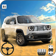 Desert Jeep Rally Racing: Offroad 4x4 Safari Racer 1.0