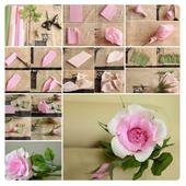 DIY Paper Flower Art 1.0
