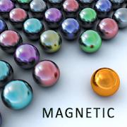 Magnetic balls bubble shoot100500games.orgPuzzle
