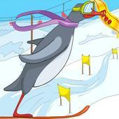 happy penguin: feet skiing 1.0