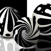 For Xperia Theme Black White 1.0.1