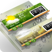 Weather & Clock Widget - Alpha 1.1