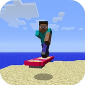 Overboards Mod for MCPE 1.0