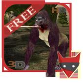 Gorilla Hunting- hunting games 1.3