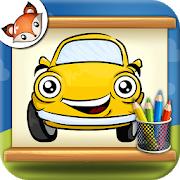 How to Draw Cartoon Cars  Step by Step Drawing App 5.0