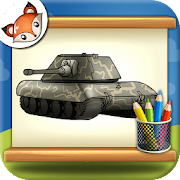 How to Draw Tanks Step by Step Drawing App 6.0