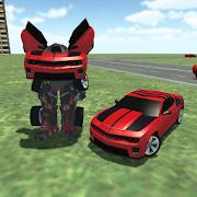 Car Robot Simulator 3