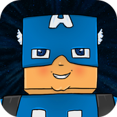 Hero Captain Mod for MCPE 1.0