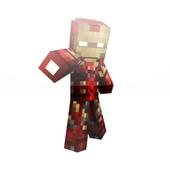 Mod Iron Man for MCPE 1.0