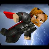 Mod Thor for MCPE 1.0